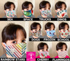 Child Back To School Face Mask 100% Cotton with Lining Rewash and Reuse
