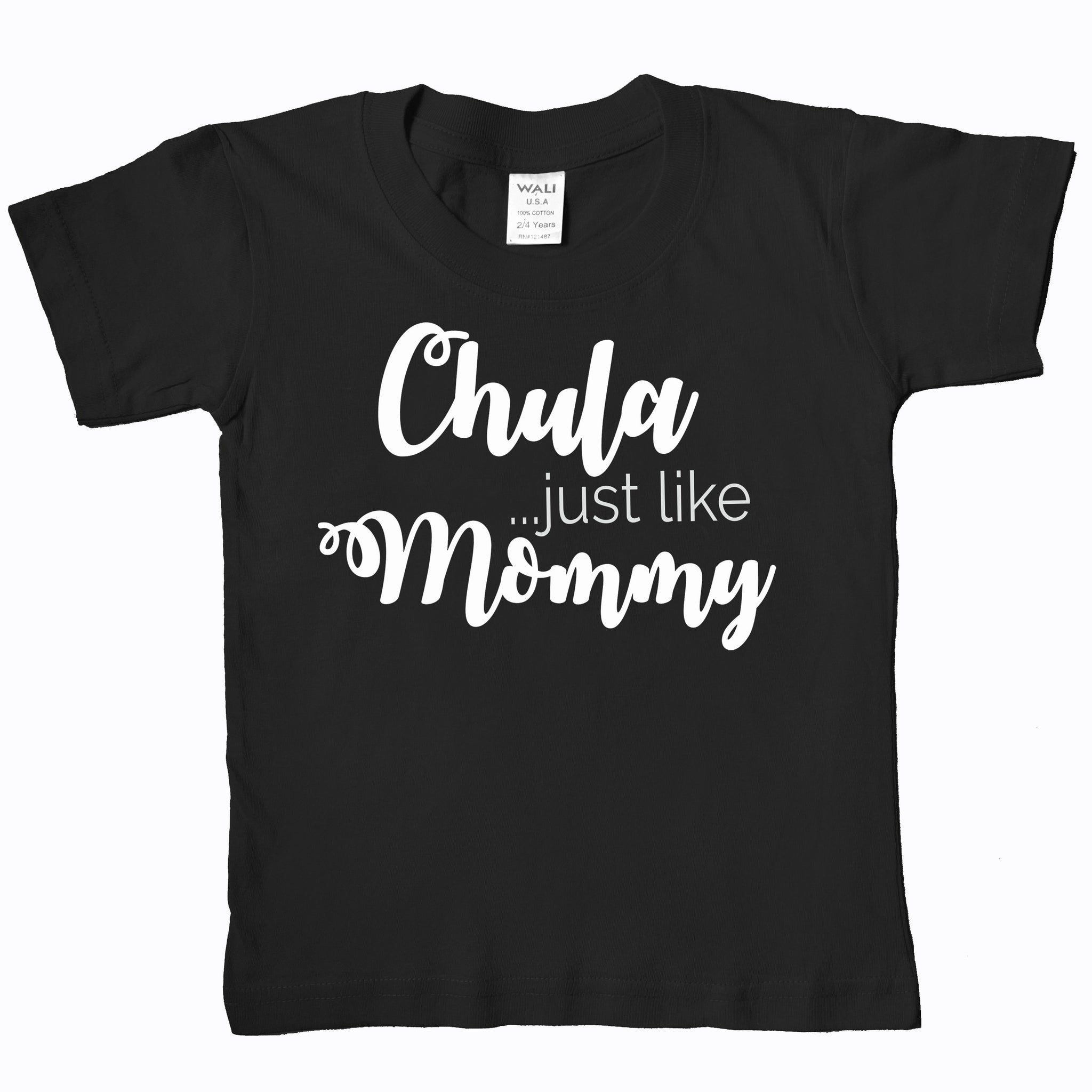 Baby Sister My Way Many Colors Youth kids toddler size t-shirt 2-4 To 14-16