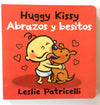 Bilingual Book Huggy Kissy Abrazos y Besitos - Mi LegaSi