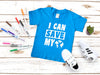 Mi Legasi I Can Save My World Toddler or Child T-Shirt