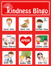Mi LegaSi Bilingual Kindness Bingo Game for Download - Mi LegaSi