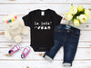 Mi LegaSi La Jefa Baby Girl Black and White Onesie - Mi LegaSi