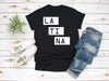 Mi LegaSi Latina Adult T-Shirt