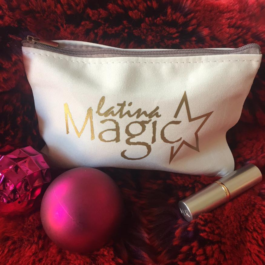 Latina Magic Makeup Multi Use Bag - Mi LegaSi
