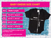 Mi LegaSi Chula Just Like Mommy Baby Onesie Black and White - Mi LegaSi