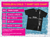 Chula Just Like Mommy Toddler and Child T-Shirt Balck - Mi LegaSi