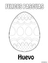Free - Easter Coloring Pages in Spanish Download - Gratis - Hojas de Colorear para Pascua - Mi LegaSi