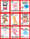 Free - Spanish Valentines Download - Mi LegaSi