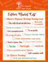 Free - October Bucket List Download