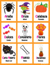 Mi LegaSi Bilingual Halloween and Day of the Dead Flashcards Download - Mi LegaSi