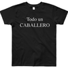 Todo Un Caballero Child T-shirt - Mi LegaSi