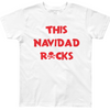 This Navidad Rocks Christmas Child T-shirt
