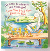 Bilingual Book ¡Te Amo, Te Abrazo, Leo Contigo! Love You, Hug You, Read to You - Mi LegaSi