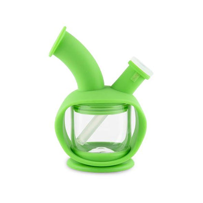 Ooze Silicone Glass Kettle Bubbler