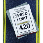 Speed Limit 420