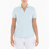 GINGER POLO - 401 ICE BLUE