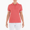 ALLIE POLO - 664 RED