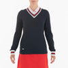 ANGEL SWEATER - 400 NAVY