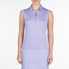 NELLY POLO  542 FROSTED LAVENDER XXL ESSENTIALS