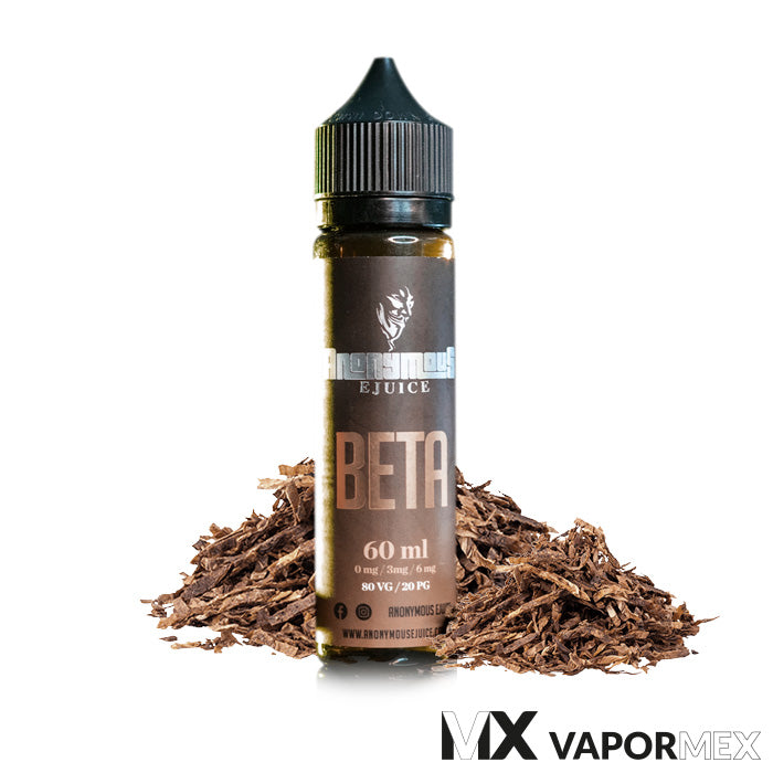 Beta - Anonymous - 60ml
