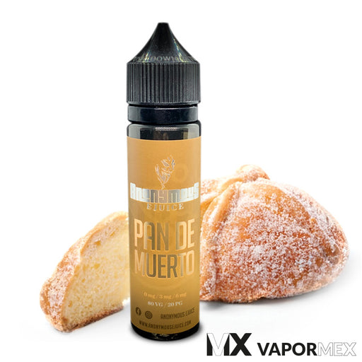 Pan de Muerto - Anonymous - 60ml y 500ml