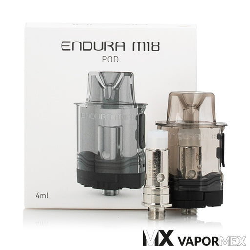 Cartucho de repuesto para Endura M18 4ml  - Innokin