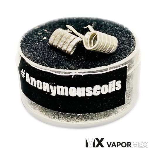 Fused Clapton Coil - Anonymous