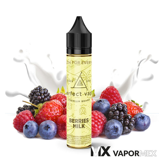 Berrys Milk - Perfect Vape