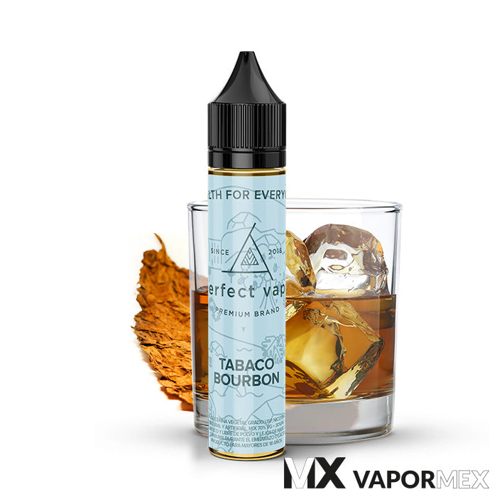 Tabaco Bourbon - Perfect Vape