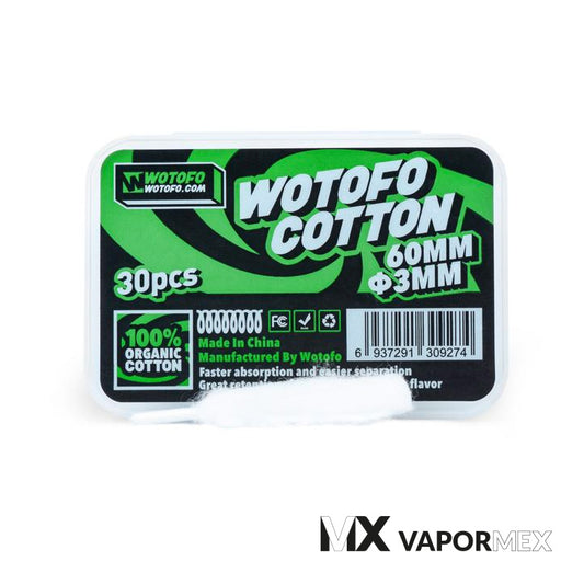 Wotofo 3mm Cotton