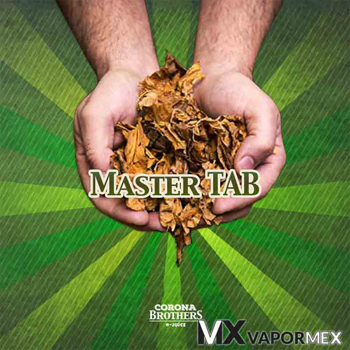 60ml - Master Tab by Corona Brothers