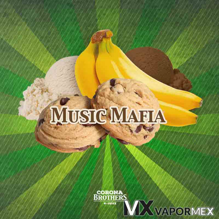60ml - Music Mafia by Corona Brothers