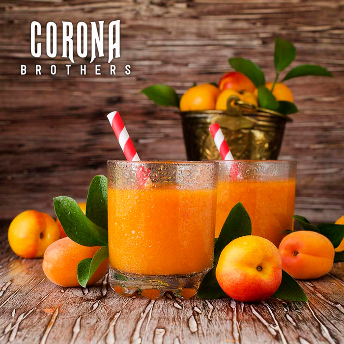 120ml - Peachy Cool by Corona Brothers