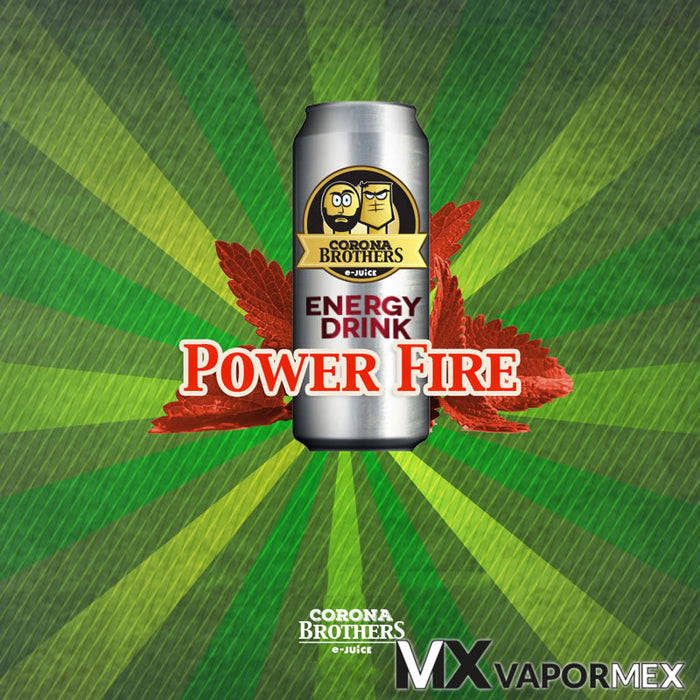 Power Fire by Corona Brothers (30ml)