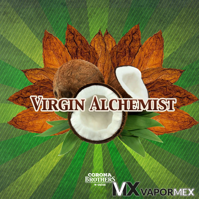 60ml - Virgin Alchemist - Corona Brothers