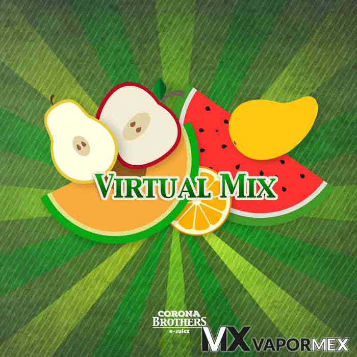 120ml - Virtual Mix by Corona Brothers