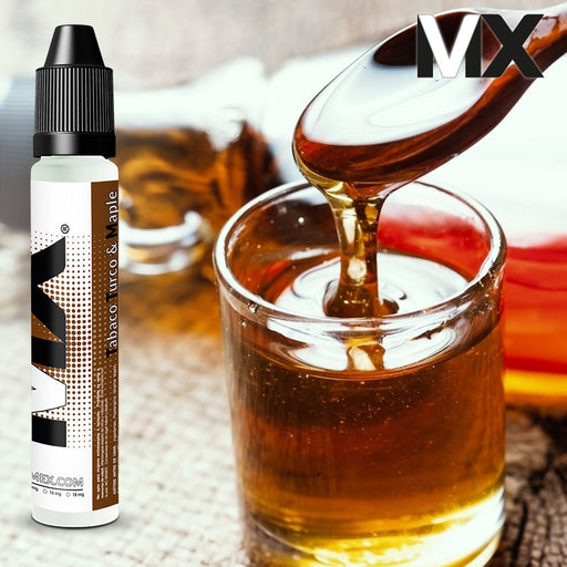 VMX - Tabaco Turco & Maple (30ml)