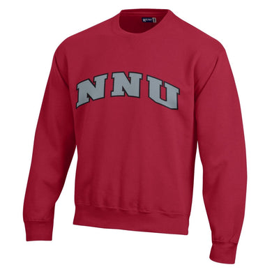 Big Cotton Arched NNU Crew Gear