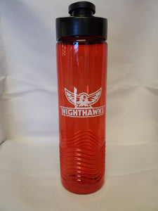BOTTLE RED ALTERNATE NIGHTHAWKS LOGO