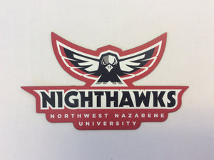 Magnet Large Cut Out Alternate Nighthawks