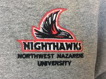 1/4 Zip Pullover Nighthawks Charcoal