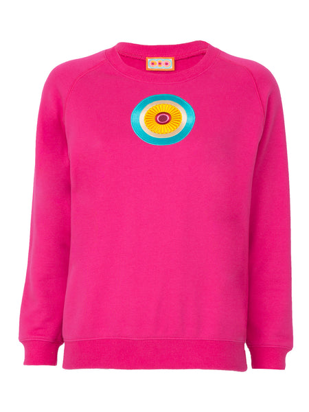 THE TIDES SWEATSHIRT - PINK