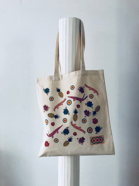 LHD Canvas Tote Bag