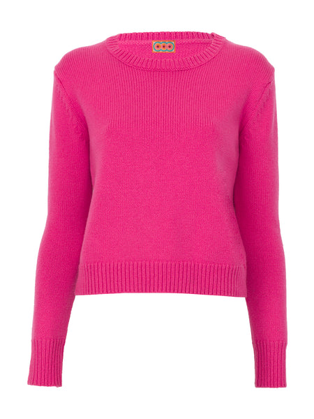 THE NORTH SHORE SWEATER - PINK