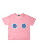THE LHD LOGO TEE - PINK