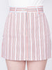 THE CLAUDE SKIRT - MULTI STRIPE