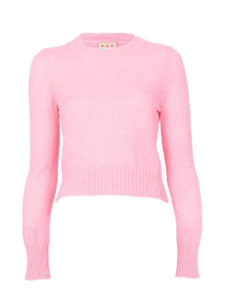 THE FRANCOISE SWEATER - PINK