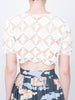 THE LA MER CROP TOP