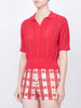 THE LE PHARE POLO - RED