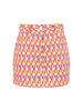 THE CLAUDE SKIRT - CHECKS BRIGHTS